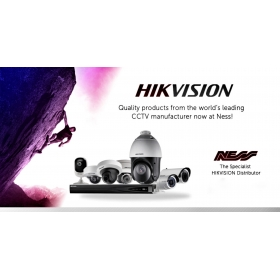 Hikvision CCTV Range Now Available