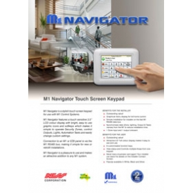 Ness M1 Control panel & Automation Controller