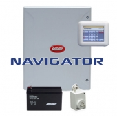 NESS Navigator 8/16 Zone Alarm Panel