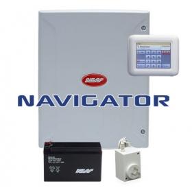 NESS Navigator 8/16 Zone Alarm Panel